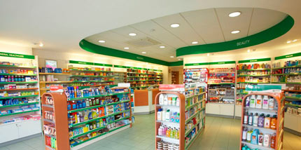 Pharmacy - London